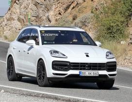 Porsche Cayenne mới sẽ không thay đổi nhiều về hình thức