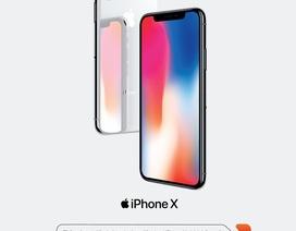 """""""Nhấp nhổm"""" chờ mua iPhone X nửa giá"""