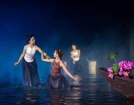 Sống lại hồn quê Bắc Bộ trên sân khấu thực cảnh đầu tiên của Việt Nam