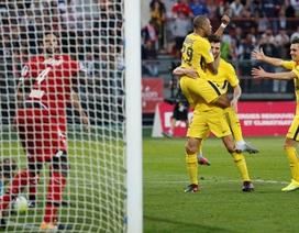 PSG tạo cách biệt 6 điểm với đội nhì bảng Monaco