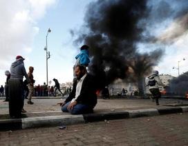 Đụng độ bùng phát sau khi Tổng thống Trump công nhận Jerusalem