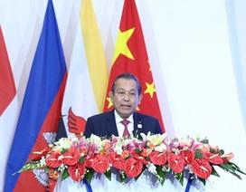"""Phó Thủ tướng: """"Trung Quốc hiện là đối tác thương mại lớn nhất của Việt Nam"""""""