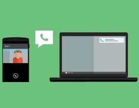 Tuyệt chiêu nhận/gửi tin nhắn, cuộc gọi trên smartphone trực tiếp từ máy tính