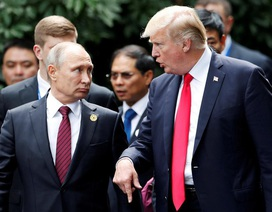 Ngoại trưởng Nga: Tổng thống Putin sẵn sàng tới Mỹ gặp ông Trump