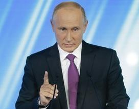 Tổng thống Putin tiết lộ thứ khủng khiếp hơn bom hạt nhân