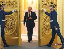 Con đường tới Điện Kremlin lần thứ 4 của Tổng thống Putin