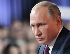 Tổng thống Putin cảnh báo đáp trả mối đe dọa từ Mỹ