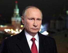 Tình báo Mỹ khăng khăng cáo buộc Tổng thống Putin chỉ đạo can thiệp bầu cử