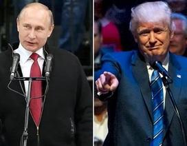 Tổng thống Nga Putin họp khẩn cố vấn cấp cao trước điện đàm với ông Trump