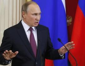 """Nga """"nóng mặt"""" vì bình luận của Fox News về Tổng thống Putin"""