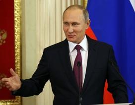 Tổng thống Nga Putin sẽ thăm Trung Quốc vào tháng 5