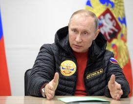 Ông Putin chỉ trích NATO vì ủng hộ Mỹ tấn công Syria
