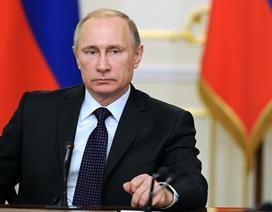Tổng thống Putin đổ lỗi cho ông Trump khiến quan hệ Nga-Mỹ xấu đi
