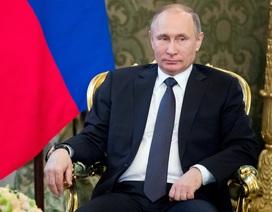 Điện Kremlin tiết lộ thu nhập của Tổng thống Putin