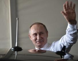 Hơn 80% người Nga hài lòng với Tổng thống Putin