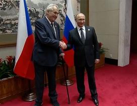 Tiết lộ thú vị của Tổng thống Séc về ông Putin