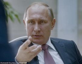 Ông Putin lên tiếng về 5 lần thoát ám sát