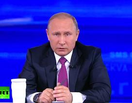 Tổng thống Putin: Nga sẵn sàng cho cựu Giám đốc FBI tị nạn