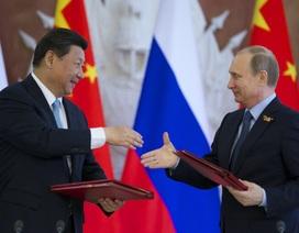 Trung Quốc cấm chỉ trích Tổng thống Putin trên mạng xã hội