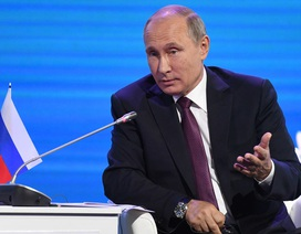 Tổng thống Putin: Sẽ không xảy ra xung đột trên bán đảo Triều Tiên