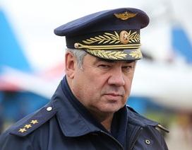 Tổng thống Putin bất ngờ miễn nhiệm Tư lệnh Không quân Nga