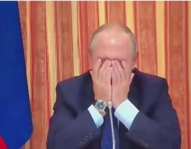 Tổng thống Putin ôm mặt cười vì bộ trưởng đề nghị xuất thịt lợn sang Indonesia