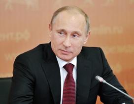Tổng thống Putin dự APEC: Nga muốn củng cố quan hệ với châu Á-Thái Bình Dương