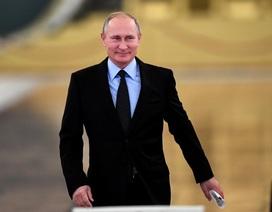 Tổng thống Putin ủng hộ tự do thương mại tại châu Á - Thái Bình Dương