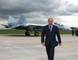 Tổng thống Putin tiết lộ số quốc gia mua vũ khí Nga