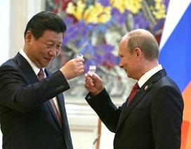 Trung Quốc ủng hộ ông Putin tái tranh cử