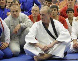 Tổng thống Putin mời các nguyên thủ quốc gia xem đấu judo
