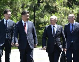 Lãnh đạo Nga - Trung nhất trí thúc đẩy hợp tác