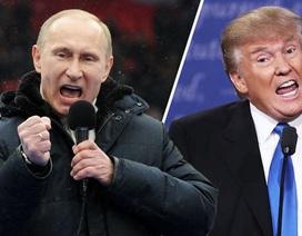 Vượt Tổng thống Putin, ông Trump được truyền thông Nga nhắc đến nhiều nhất