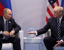 Tổng thống Trump muốn mời ông Putin thăm Nhà Trắng