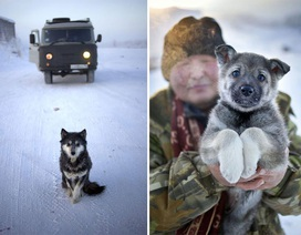 Theo chân nhiếp ảnh gia du lịch đến ngôi làng lạnh nhất trên trái đất