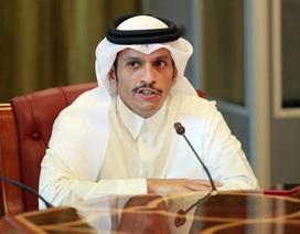 """Qatar sẵn sàng """"hạ nhiệt"""" căng thẳng vùng Vịnh?"""