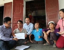 90 triệu đồng đến với hai hoàn cảnh nhân ái ở xứ Nghệ