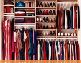 Bí quyết đơn giản giúp tăng tuổi thọ áo quần lên gấp đôi
