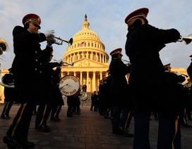 Washington tất bật chuẩn bị cho lễ nhậm chức của ông Trump