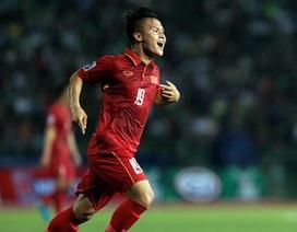 Điểm nhấn Quang Hải trong chiến thắng của U23 Việt Nam trước Myanmar