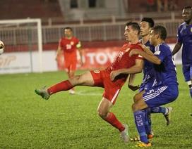 Vòng 8 V-League 2017: Các đội của bầu Hiển có bắt kịp Thanh Hoá?