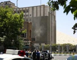 IS nhận trách nhiệm vụ tấn công trụ sở quốc hội Iran