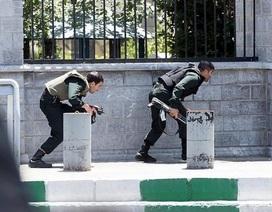 Hiện trường vụ tấn công táo tợn tại quốc hội Iran