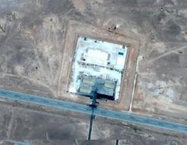 Lộ căn cứ bí mật Mỹ mới xây gần Syria?