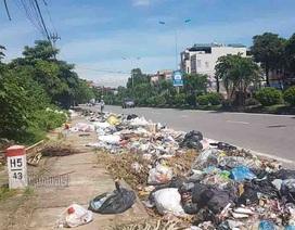 """Vụ """"mắc màn"""" chặn xe rác: Không để một nhóm người ảnh hưởng cả thành phố"""