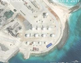 Mỹ vạch trần các công trình phi pháp của Trung Quốc trên đảo nhân tạo