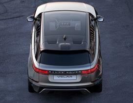 Hình ảnh đầu tiên của tân binh Range Rover Velar