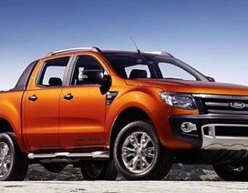 Gần 100% ô tô bán tải nhập từ Thái Lan