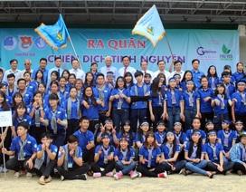 Thanh niên tình nguyện Phú Yên hướng đến nhiều công trình thiết thực