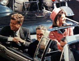 Chủm ảnh hiếm về vụ ám sát Tổng thống Mỹ John F. Kennedy